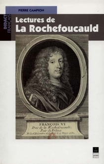 Lectures de La Rochefoucauld - PierreCampion