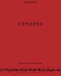 L'épopée : genèse d'un genre littéraire en Grèce - GérardLambin