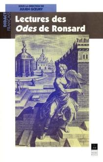 Lectures des Odes de Ronsard -