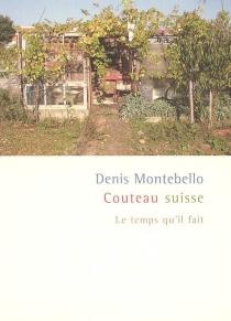 Couteau suisse - DenisMontebello