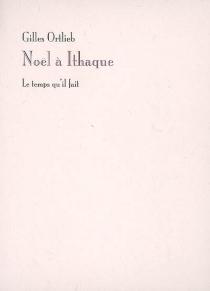 Noël à Ithaque - GillesOrtlieb