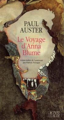 Le Voyage d'Anna Blume - PaulAuster