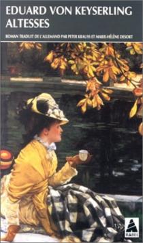Altesses - Eduard vonKeyserling