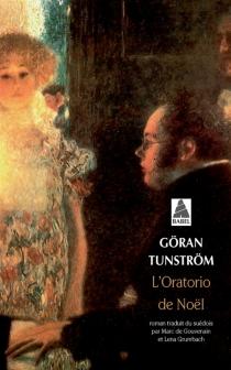 L'oratorio de Noël - GöranTunström