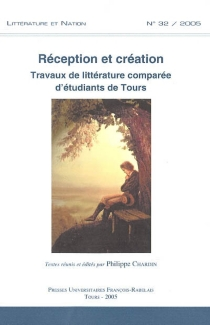 Littérature et nation, n° 32 -