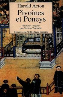 Pivoines et poneys - HaroldActon