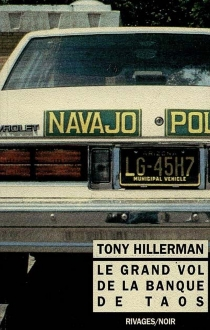 Le Grand vol de la banque de Taos - Tony Hillerman