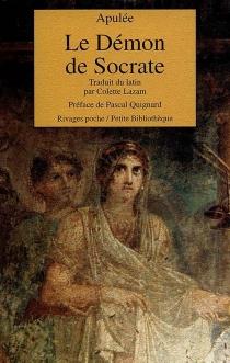 Le démon de Socrate - Apulée