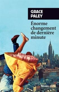 Enorme changement de dernière minute - GracePaley