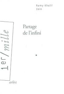 Partage de l'infini - RamyZein