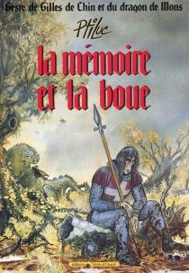 Geste de Gilles de Chin et du dragon de Mons - Ptiluc