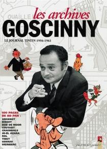 Archives Goscinny - RenéGoscinny