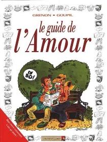 Le guide de l'amour en BD - JackyGoupil