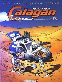 Calagan : rallye raid - Fane