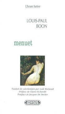 Menuet - Louis Paul Boon
