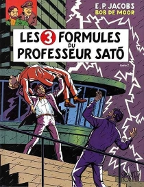 Les 3 formules du professeur Sato| Les aventures de Blake et Mortimer - BobDe Moor