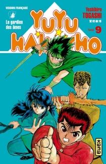 Yuyu Hakusho : le gardien des âmes - YoshihiroTogashi