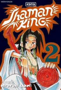 Shaman king - HiroyukiTakei