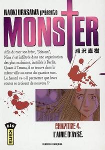 Monster - NaokiUrasawa