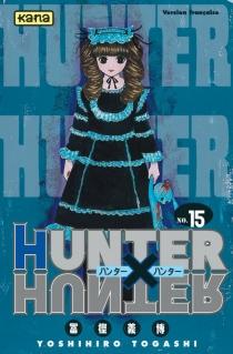Hunter x Hunter - YoshihiroTogashi