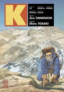 K - JirôTaniguchi