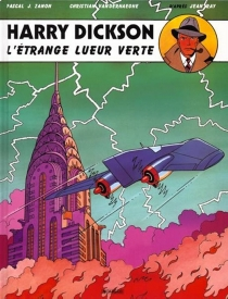 Harry Dickson : d'après Jean Ray - ChristianVanderhaeghe