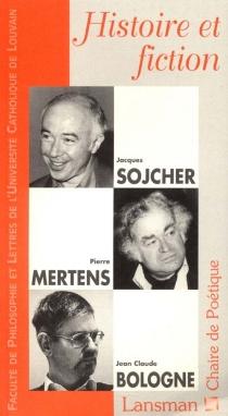 Histoire et fiction - Jean ClaudeBologne