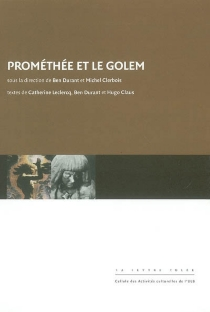 Prométhée et le golem - H.Claus
