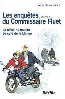 Les enquêtes du commissaire Fluet - RenéHenoumont