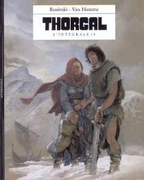Thorgal : l'intégrale | Volume 4 - Rosinski