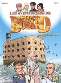 Les aventuriers de Fort Boyard - FredBurton