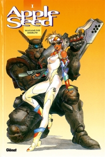 Appleseed - Masamune Shirow