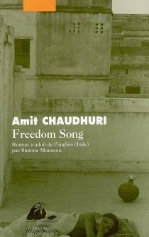 Freedom song - AmitChaudhuri