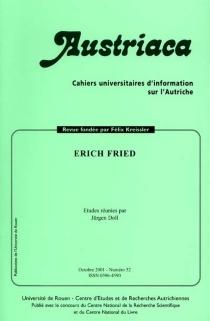 Austriaca, n° 52 -