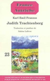 Judith Trachtenberg - Karl EmilFranzos