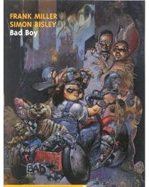 Bad boy - SimonBisley
