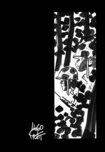 Encres de guerre - HugoPratt