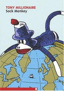 Sock monkey - TonyMillionaire