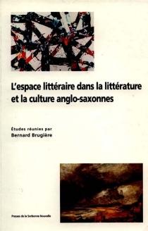L'espace littéraire dans la littérature et la culture anglo-saxonne -