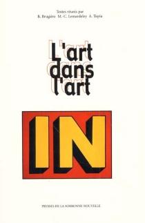 L'art dans l'art : littérature, musique et arts visuels (monde anglophone) -