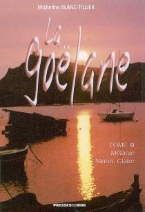 La Goélane - MichelineBlanc-Tillier