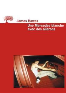 Une Mercedes blanche avec des ailerons - JamesHawes
