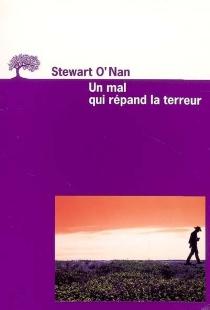 Un mal qui répand la terreur - StewartO'Nan