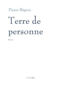 Terre de personne - PierreBéguin