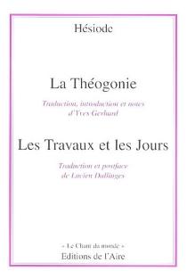 La théogonie| Les travaux et les jours - Hésiode
