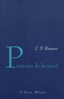 Présence de la mort - Charles-FerdinandRamuz