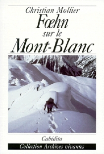 Foehn sur le Mont-Blanc - ChristianMollier