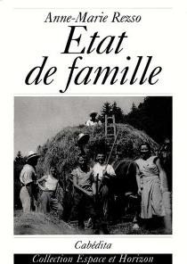 Etat de famille - Anne-MarieRezso