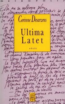 Ultima latet - CorinneDesarzens