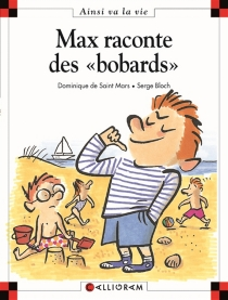 Max raconte des bobards - SergeBloch